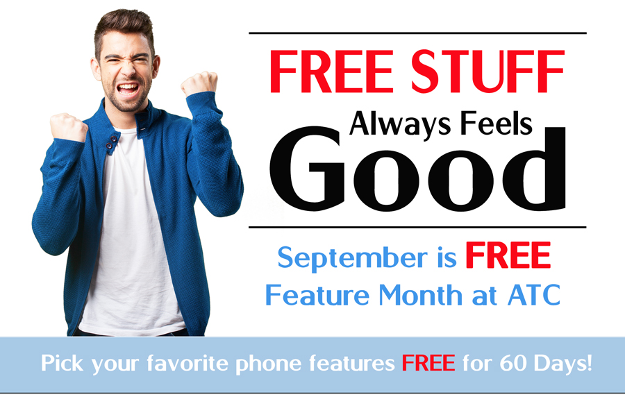 Free Feature Month web