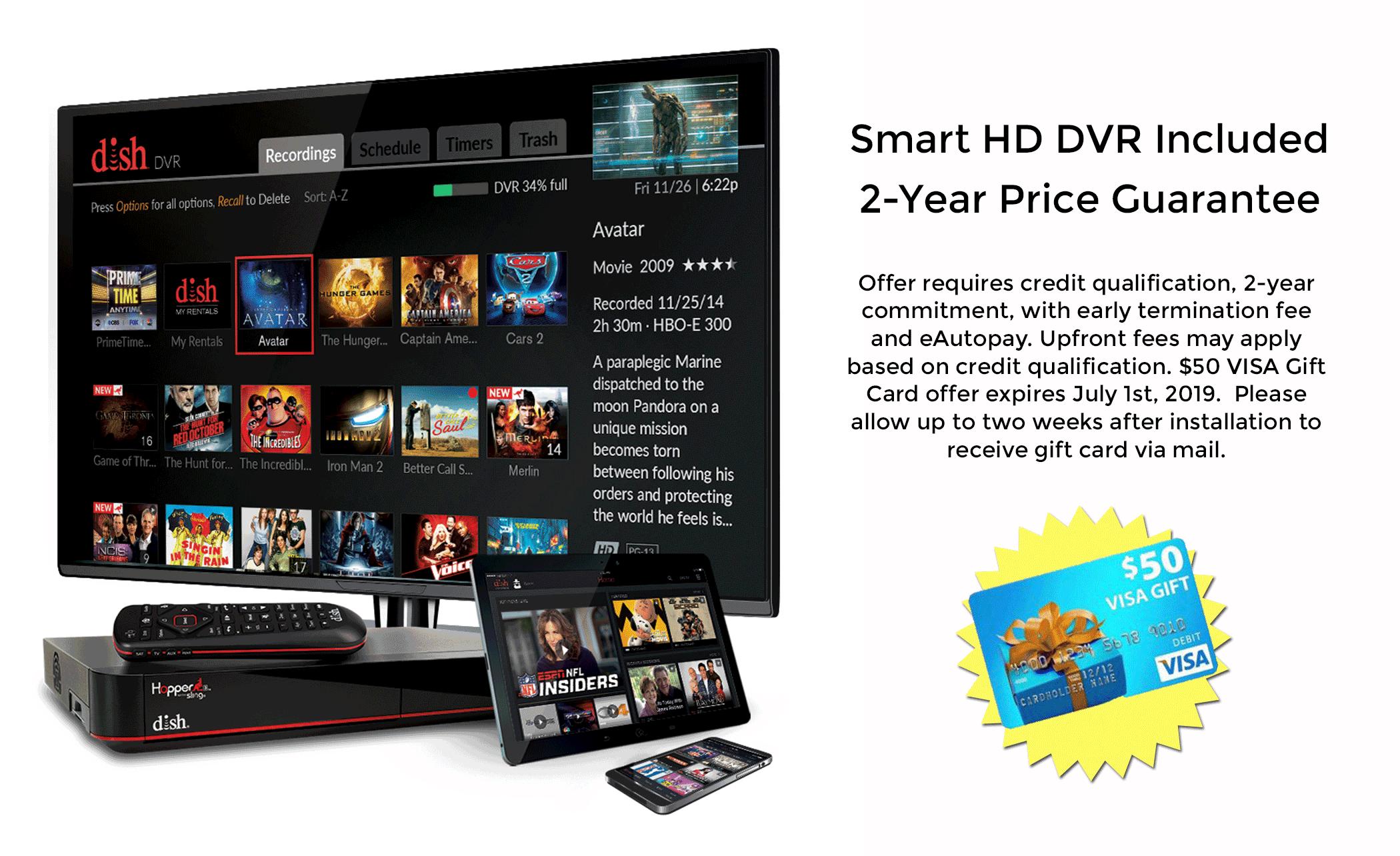 DISH-$50-VISA-website