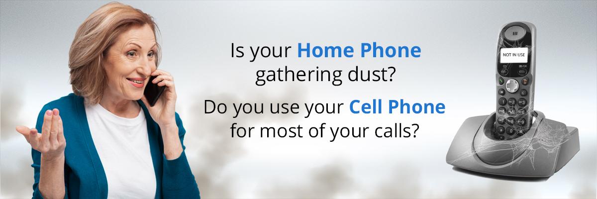 Home Phone Dust