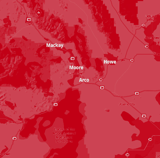 Arco Map